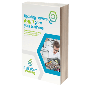 Book: Updating servers doesn't grow your business