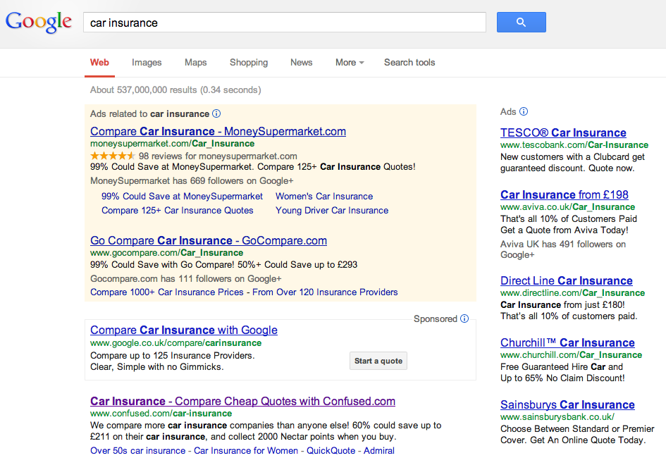 Google Ads - Pay Per Click Advertising