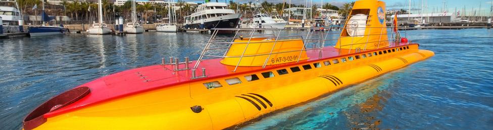 Submarine Safari | Paul Green's MSP Marketing