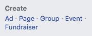Creating a Facebook Group