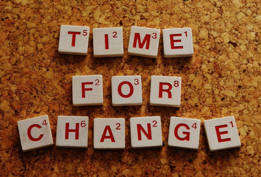 Change resistance