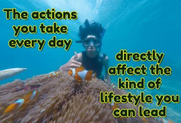 Video: Linking daily actions to your life goals