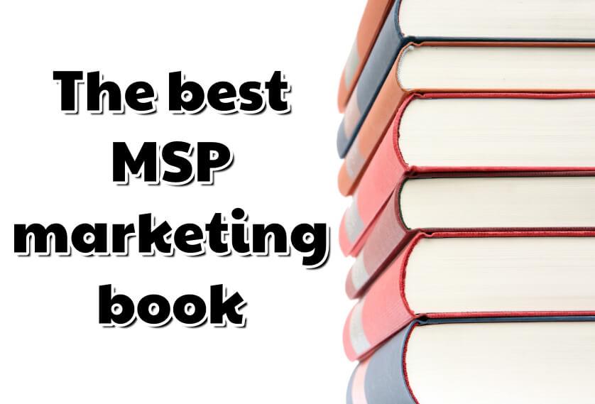 The best MSP marketing book