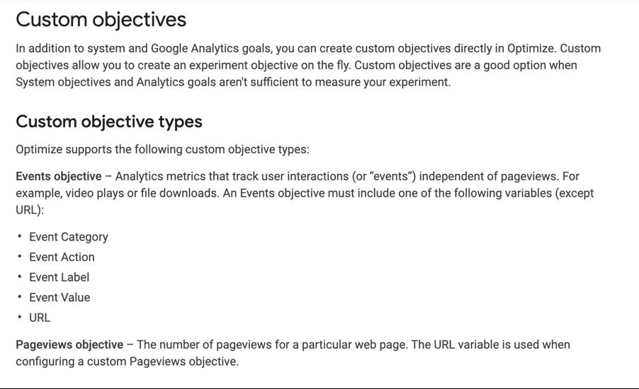 Custom Objectives   Paul Green's MSP Marketing