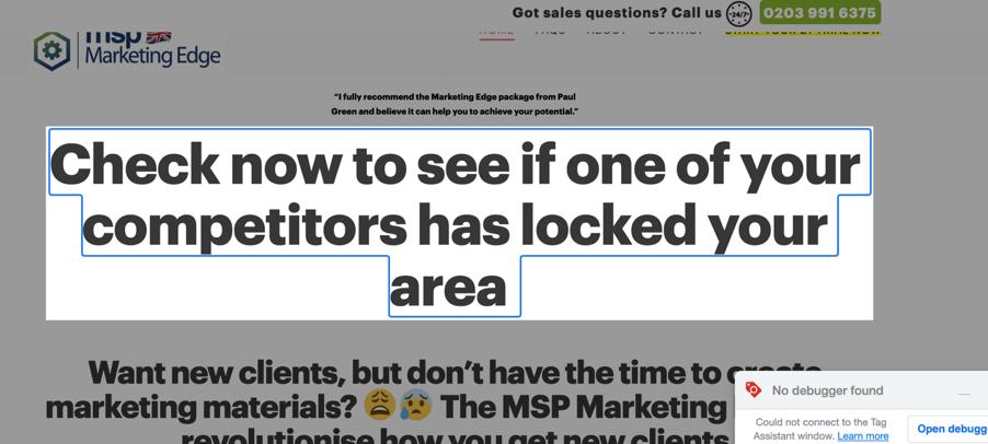 Google Optimize   Paul Green's MSP Marketing