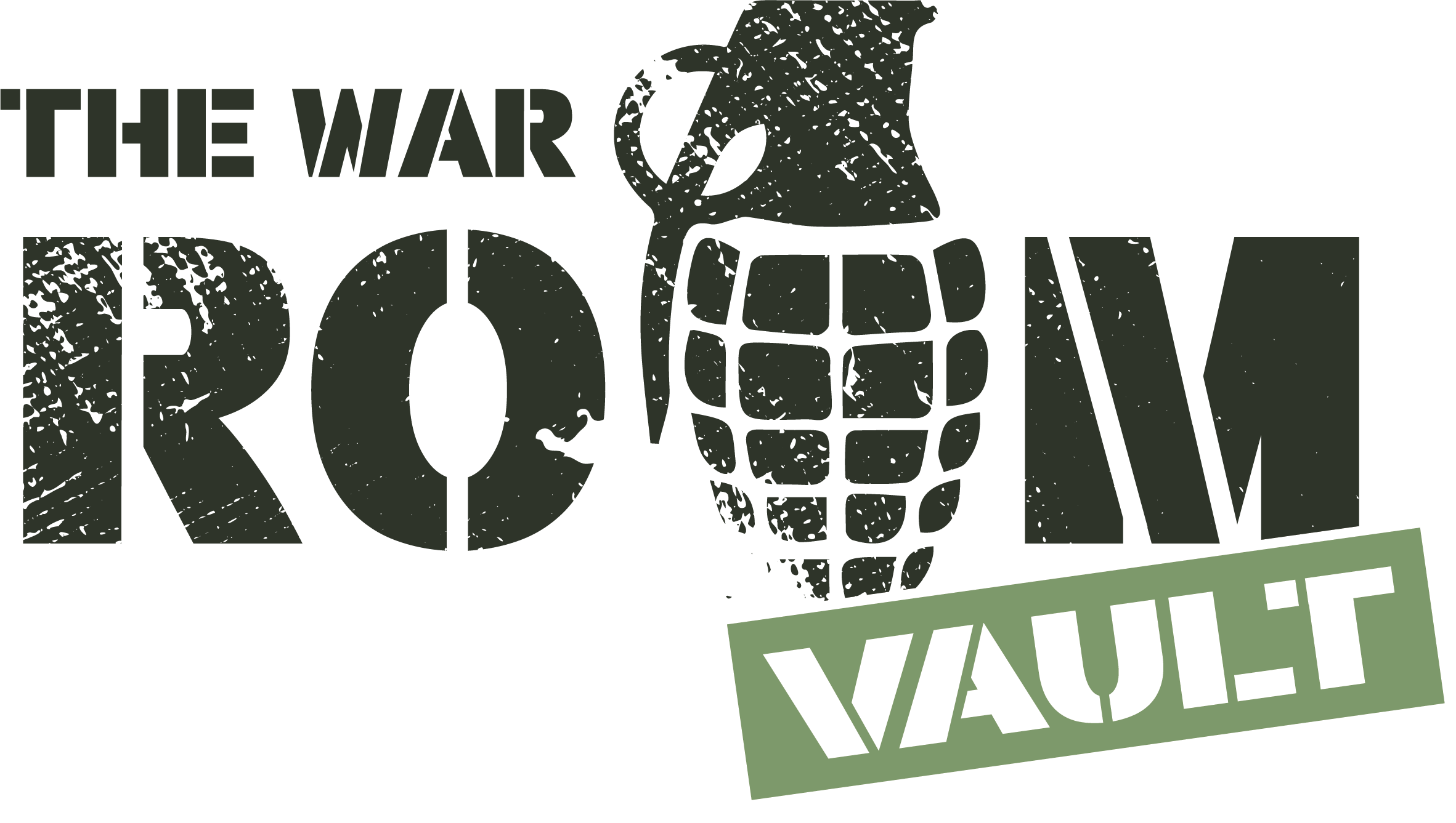 The War Room Vault logo