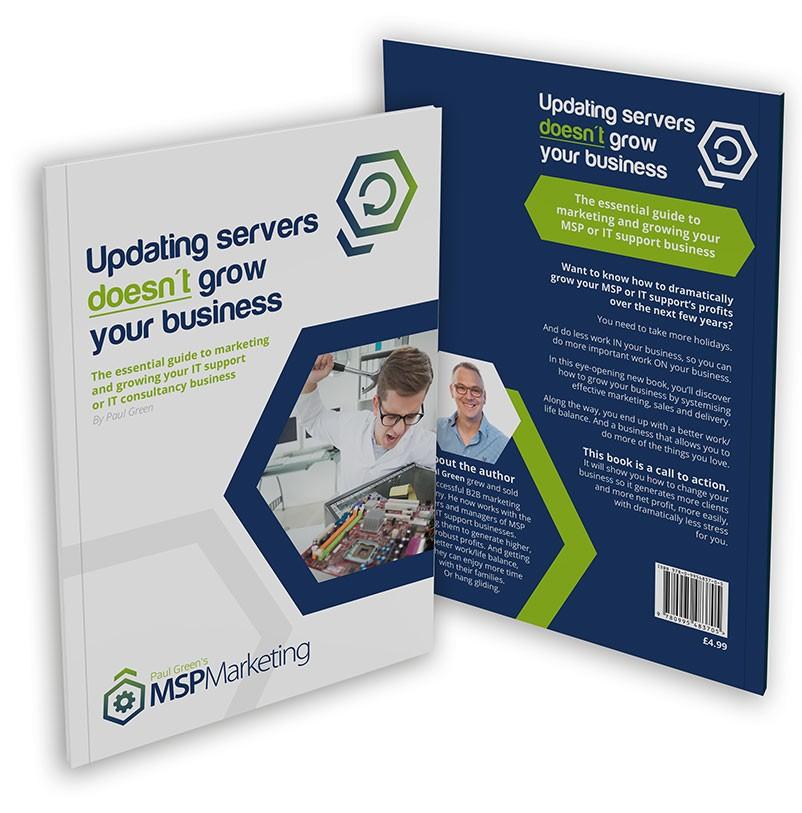 Paul Green's MSP Marketing Free Book
