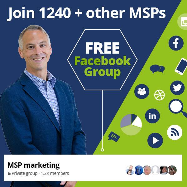 Paul Green's MSP Marketing Facebook Group