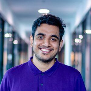 Featured guest Praveen Ramesh